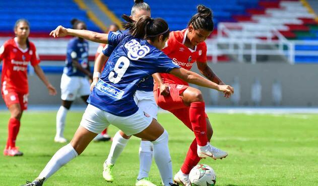 Liga Femenina - 2020