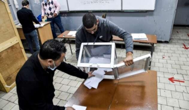 Elecciones en Argelia