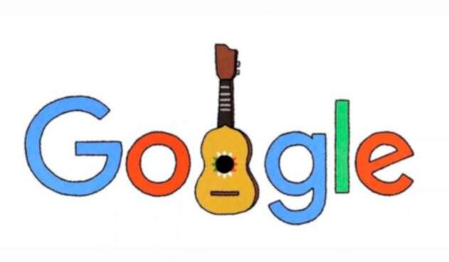 Doodle en homenaje al Mariachi de México