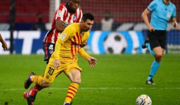 Atlético Madrid vs Barcelona 2020