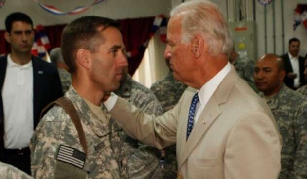 Beau Biden, hijo muerto de Joe Biden