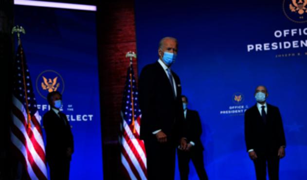 Equipo de Joe Biden