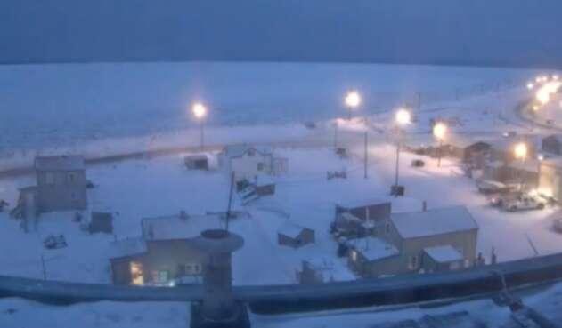 Utqiagvik, Alaska - Barrow - Noche polar