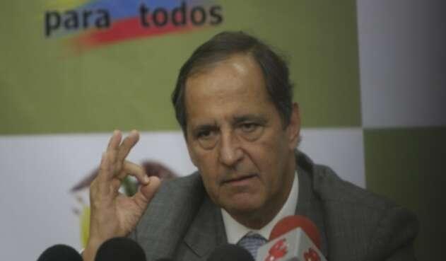 Juan Camilo Salazar - Exviceministro de Agricultura