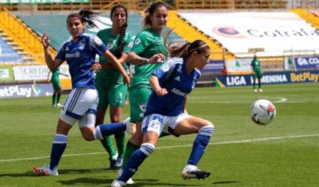Millonarios Vs. La Equidad - Liga Femenina Betplay