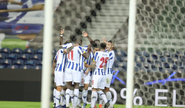 Porto Vs. Marsella - Champions League