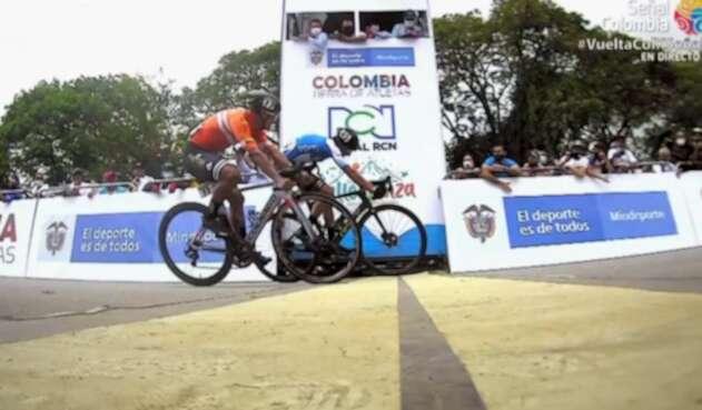 Nelson Soto, etapa 4 Vuelta a Colombia