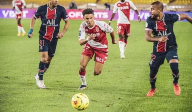 Monaco Vs. Psg - Ligue 1