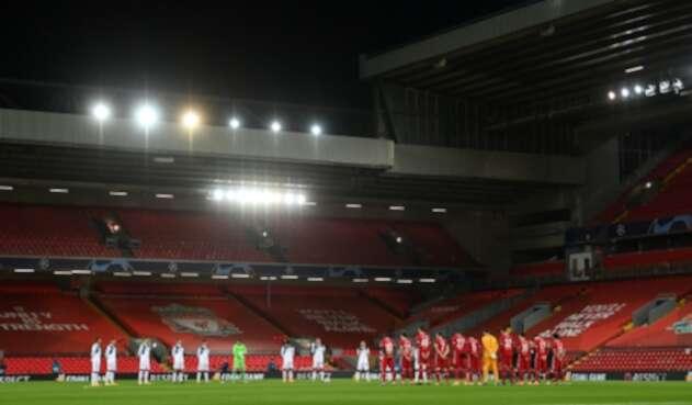Liverpool Vs. Atalanta - Champions League