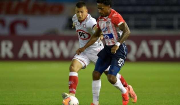 Junior Vs. Unión La Calera - Copa Sudamerica