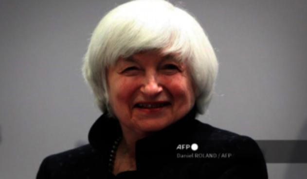 Janet Yellen, expresidenta de la Reserva Federal (Fed)