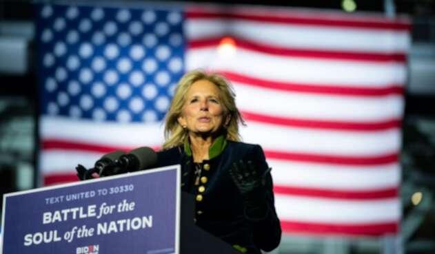 Jill Biden, la esposa de Joe Biden