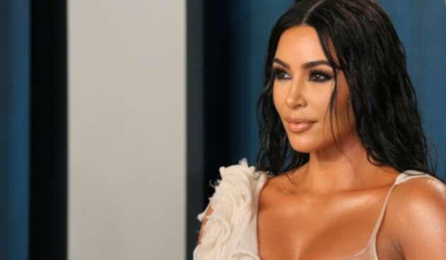 La empresaria y estrella de televisión, Kim Kardashian, reaccionó brevemente a la elección del demócrata, como presidente de Estados Unidos.