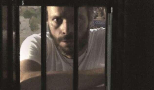 Leopoldo López en prisión de Ramo Verde