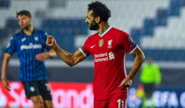 Atalanta Vs. Liverpool - Champions League