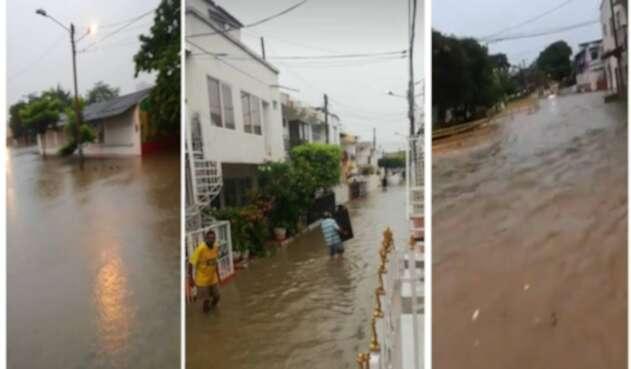 La Oficina Asesora de Gestión del Riesgo de Desastres (OAGRD) le hace seguimiento a la situación