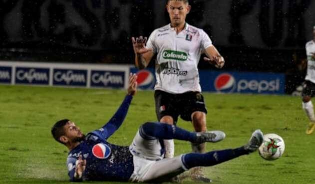 Millonarios Vs. Once Caldas - Liga BetPlay