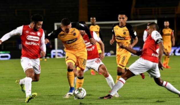 Santa Fe Vs. Medellín - Liga Betplay