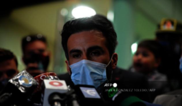 Leopoldo Luque, médico cirujano de Diego Maradona