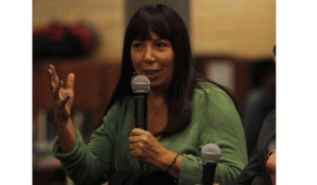 María Jimena Duzán, periodista colombiana