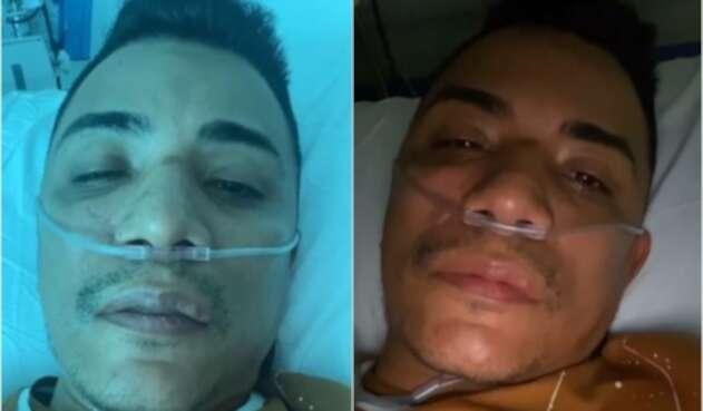 """Mauro Bastidas clama por su vida desde el hospital: """"Me estoy muriendo"""""""