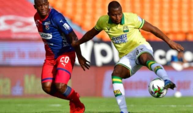 Medellín Vs. Bucaramanga - Liga Betplay