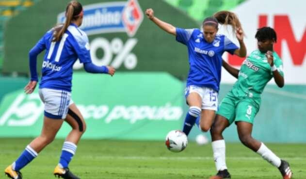 Deportivo Cali Vs. Millonarios - Liga Femenina BetPlay