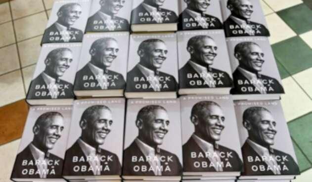 Libro de Barack Obama