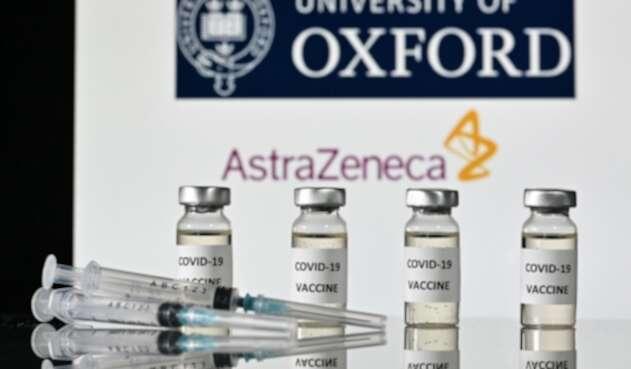 Vacuna anticovid de AstraZeneca y Universidad de Oxford