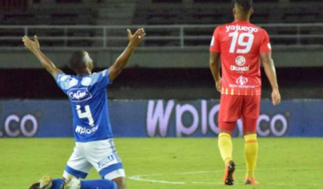 Pereira Vs. Millonarios - Liga BetPlay