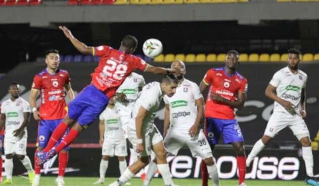 Deportivo Pasto Vs. Once Caldas - Liga BetPlay