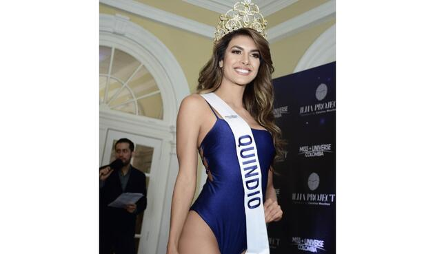 Miss Quindío, Yeraldin Grajales