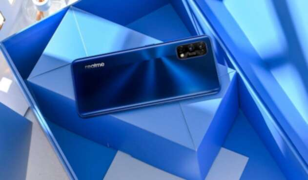 Realme 7pro, smartphone gama media