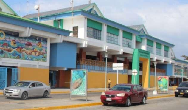 Aeropuerto Internacional Gustavo Rojas Pinilla - Aeropuerto de San Andrés