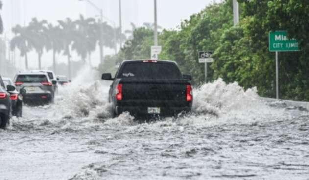 Tormenta ETA en Florida