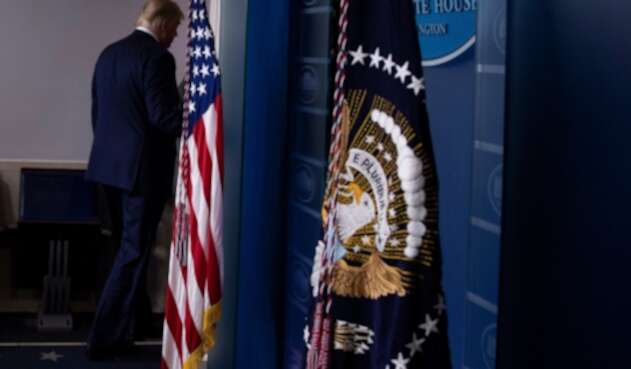 Donald Trump va perdiendo en elecciones en Estados Unidos 2020