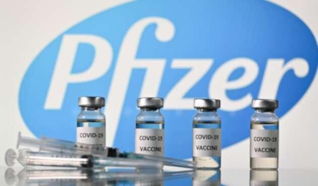 Vacuna anticovid de Pfizer