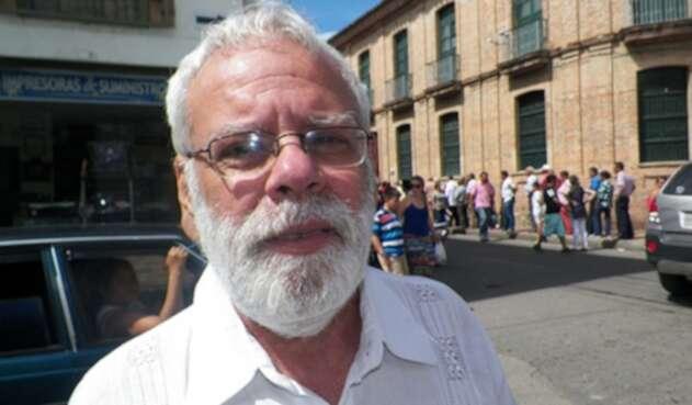 Jorge Solano, líder social asesinado en Ocaña