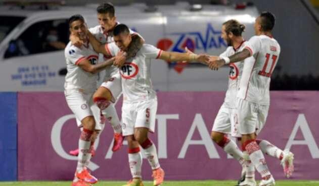 Unión La Calera - Copa Sudamericana