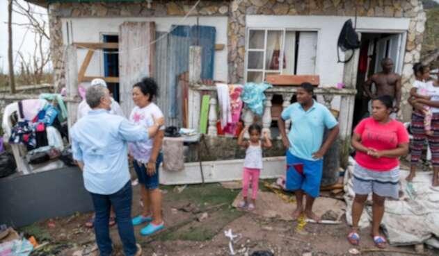 Emergencia en San Andrés