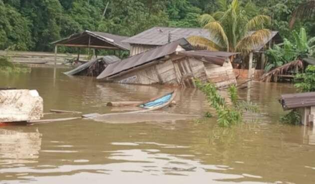 Más de 3.400 familias han resultado afectadas por la temporada de lluvias