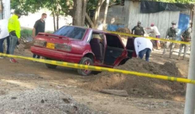 Secuestro, Arauca, Tovar