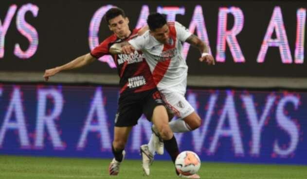 Paranaense Vs. River Plate - Copa Libertadores