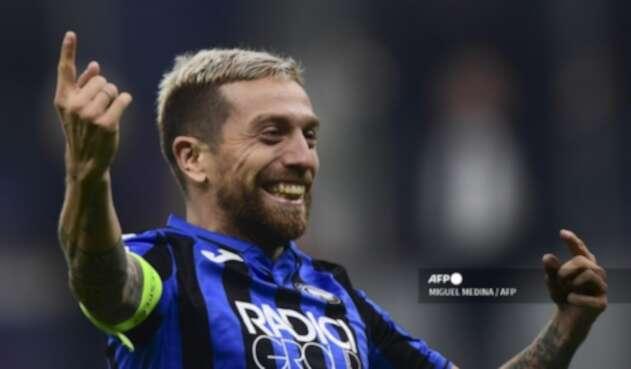 Alejandro 'Papu' Gómez, jugador de Atalanta