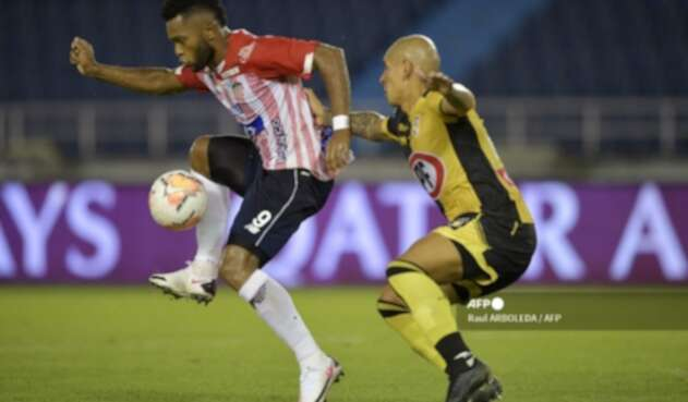 Junior vs Coquimbo - Copa Sudamericana