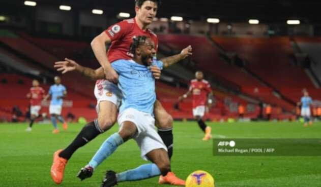 Manchester United vs Manchester City - Premier League