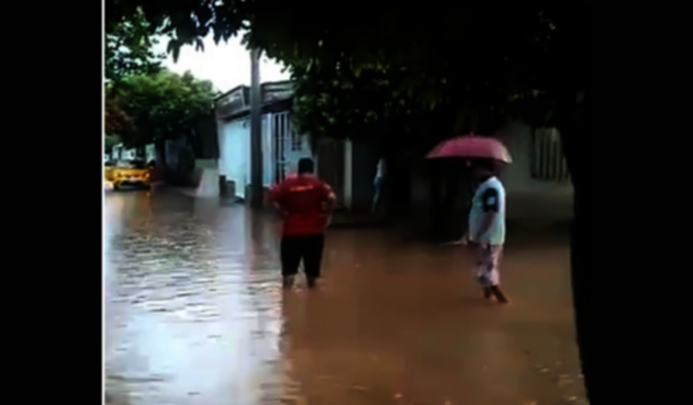 Inundaciones en Barrancabermeja