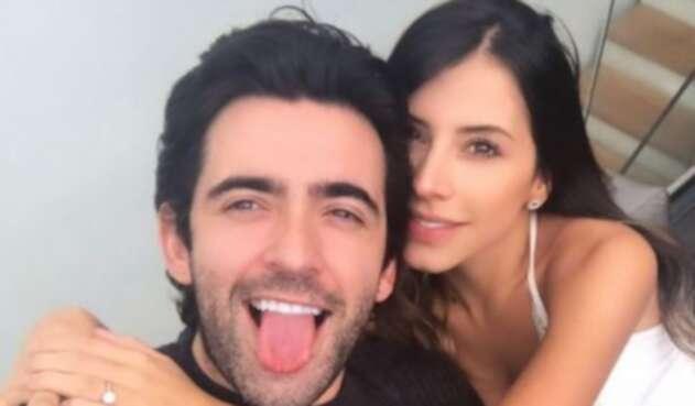 Matrimonio de Alejo González y Manuela Cardona