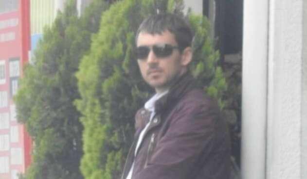Alekandr Paristov, presunto espía ruso