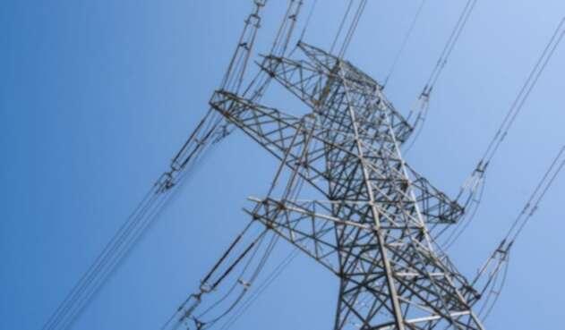 Cortes de luz - Cortes de Energía - Electricidad - Apagón - Torre de energía
